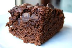 Guilt-Free Chocolate Cake: Low-Fat, Low-Sodium AND Vegan!