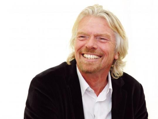 Consejos para emprendedores (Richard Branson)
