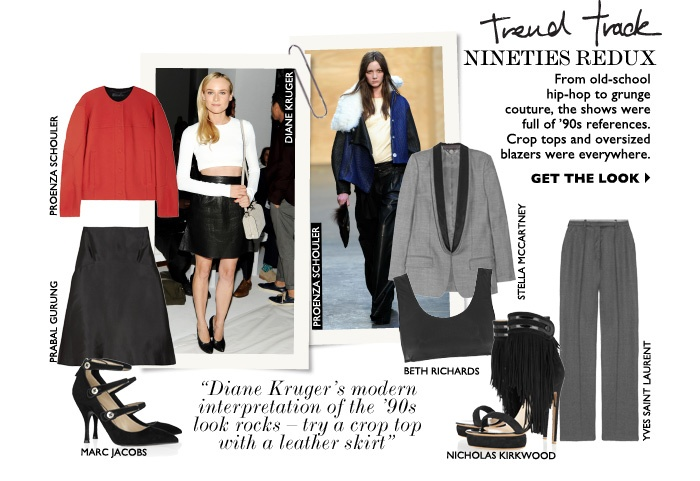 Our Lara top is featured on Net-a-porter.com's Trend Track Issue 7.    Get the look at http://www.net-a-porter.com/Shop/List/Trend_Track_Issue_7