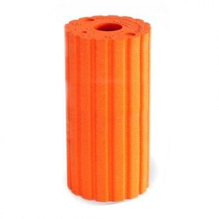 BLACKROLL Groove Pro Bordázott Masszázshenger 30 cm hosszú, átm. 15 cm Narancssárga (50%-kal keménye