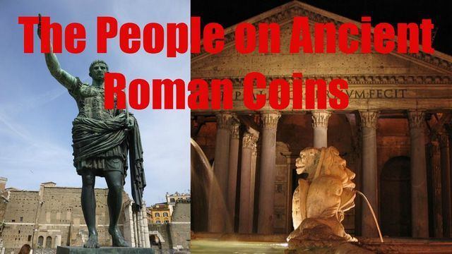 Chronological LIST of PEOPLE who were on ANCIENT ROMAN Coins for Sale on eBay https://goldsilvercoinkingofusa.wordpress.com/2016/03/02/chronological-list-of-people-who-were-on-ancient-roman-coins-for-sale-on-ebay/