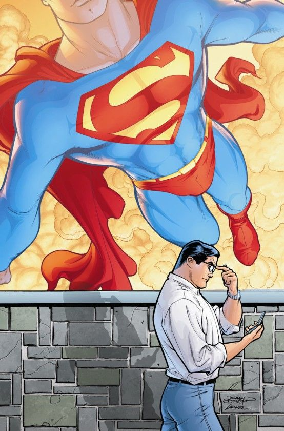 ✭ Superman by Terry Dodson