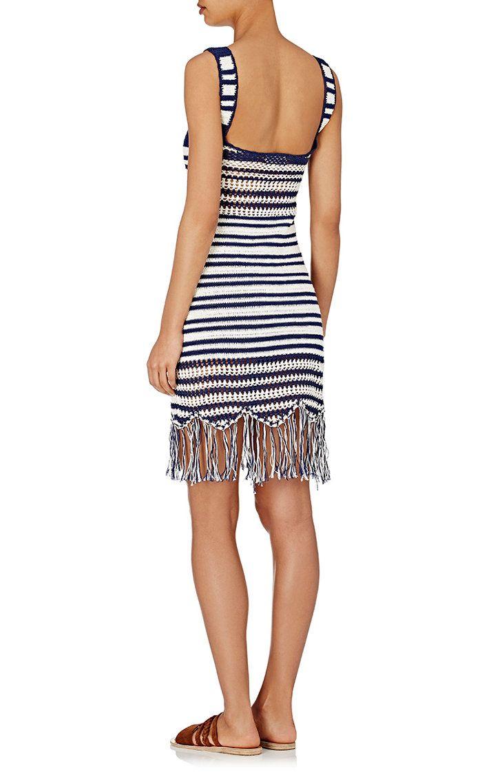 Lemlem Crochet Bett dress | Barneys New York