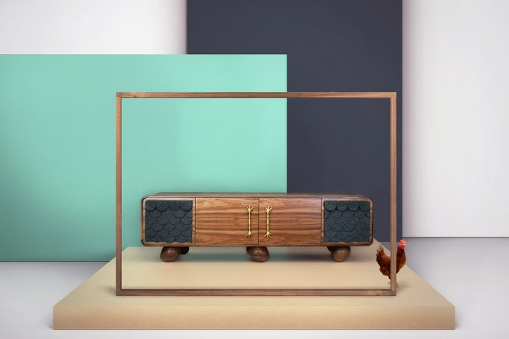 Associative Design present The Best of Portugal at Stockholm Furniture Fair 2018 Galinha by André Teoman & Johema