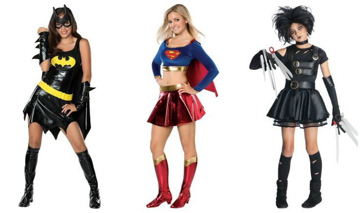 crazy halloween costume ideas for girls