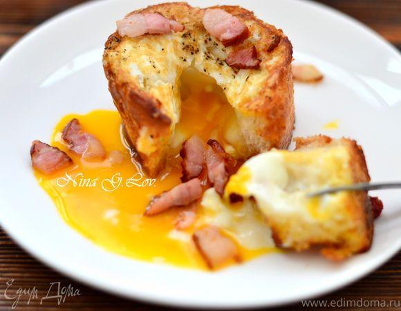 Закусочный фондан на завтрак