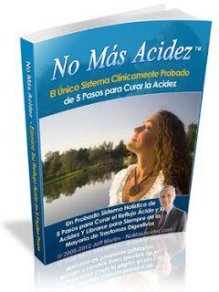 Curas naturales para el reflujo gastrico: Anti-ácidos naturales