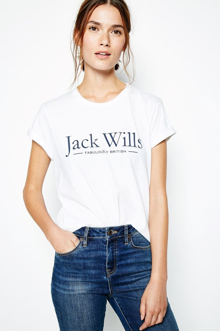 The Forstal Boyfriend T-Shirt | Jack Wills