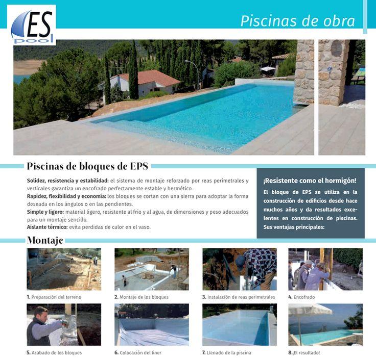 M s de 25 ideas incre bles sobre instalaci n de piscina en - Instalacion piscina ...