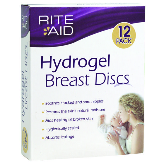 hydrogel breast discs how to use