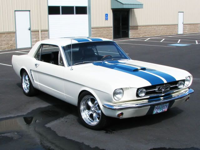 Classic Mustangs 1964 1/2 – 1970. | The Urban Gentleman | Men's ...