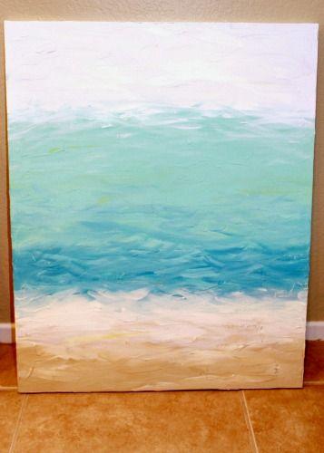 Foolproof DIY Impressionistic Paintings! :: Hometalk