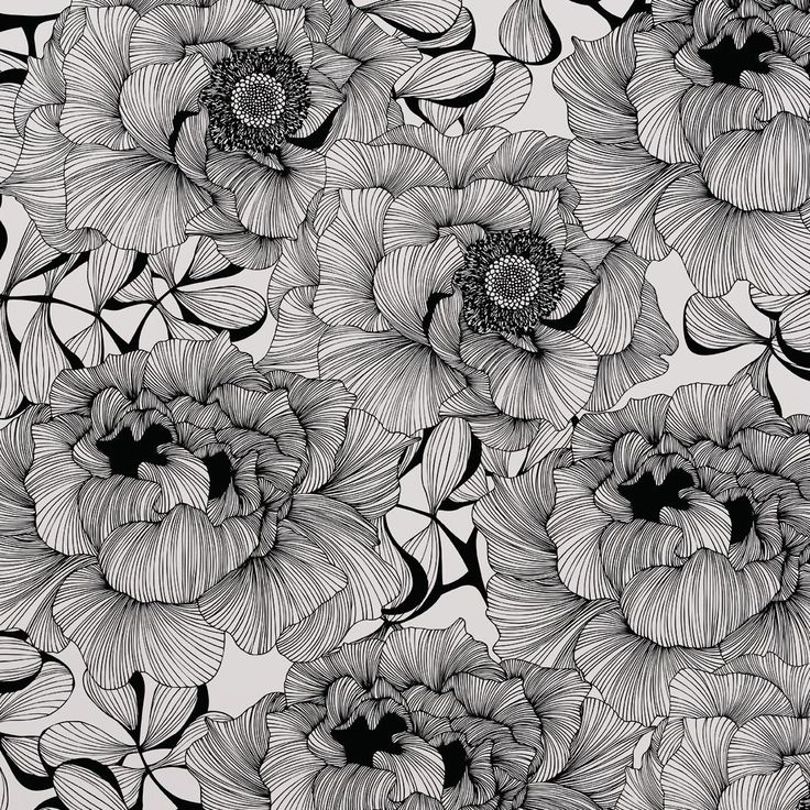 RoseFlower Silver - Camilla Meijer - Designers