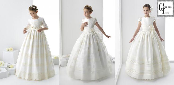 ROSA CLARÁ first vestidos de COMUNIÓN | COMUNIÓN TRENDY :: Mil ideas para…