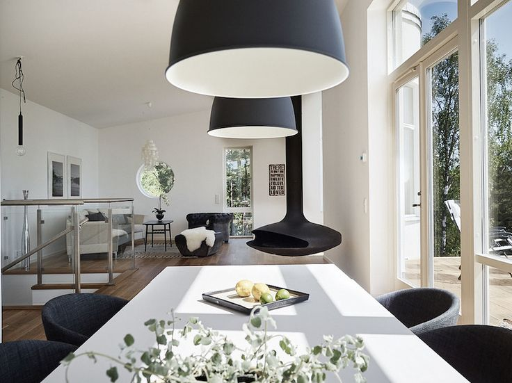 Tyylik�s arkkitehdin suunnittelema koti