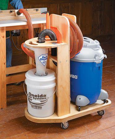 Shop Vacuum | Woodsmith Plans