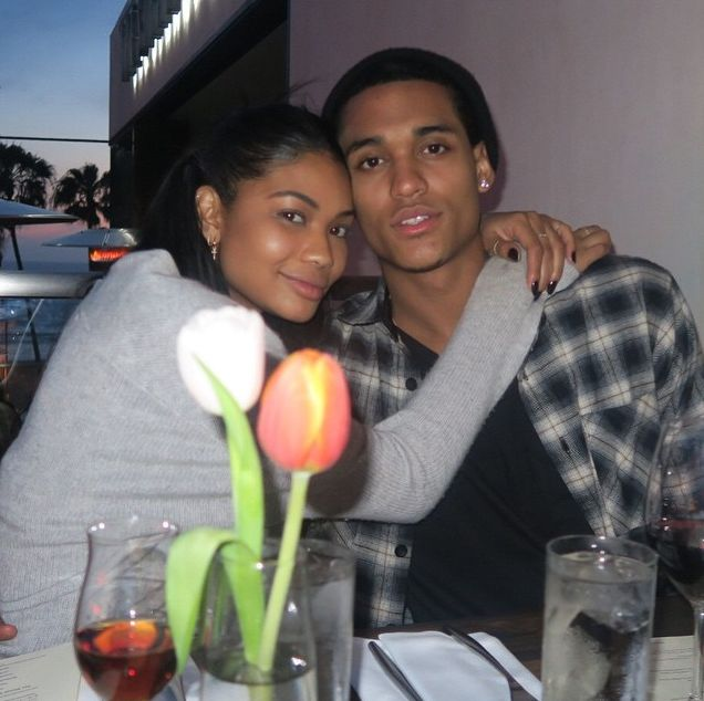 Chanel Iman and her baller BF, L.A. Lakers star Jordan Clarkson