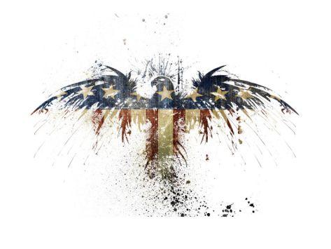 Eagles Become: Tattoo Ideas, Patriots Eagles, Graphics Art, American Flags, Alex Cherries, American Eagles, Usa, Native American, Alex O'Loughlin