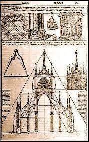 17 – Dice el tratado que la arquitectura descansa en tres principios: la Belleza (Venustas), la Firmeza (Firmitas) y la Utilidad (Utilitas).