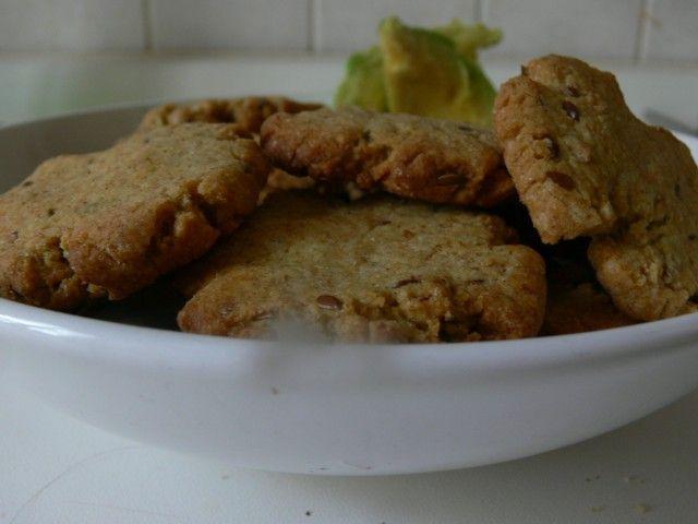 biscotti di avocado