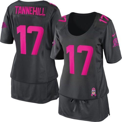 3724f0d4f ... Womens Nike Miami Dolphins 17 Ryan Tannehill Elite Dark Grey Breast  Cancer Awareness Jersey 129.99 . ...
