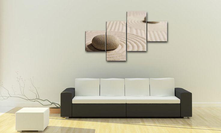 Die besten 25 leinwandbilder mehrteilig ideen auf pinterest acrylmalerei gestrichene - Leinwandbilder mehrteilig ...