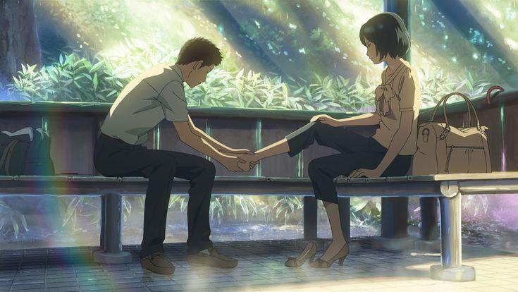 新海誠の新作映画「言の葉の庭」まもなく公開! 渋谷のタワーレコードにて、「新海誠展」開催中! 6月9日まで!