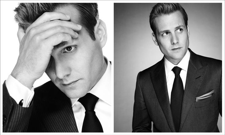 Suits-- Harvey Spector, Tom Ford