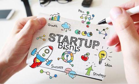 bisnis online startup
