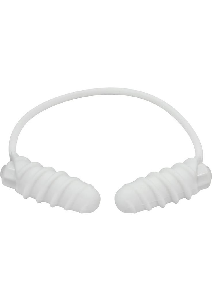 Buy Dos Sexy Silicone Bullets Waterproof White online cheap. SALE! $28.99