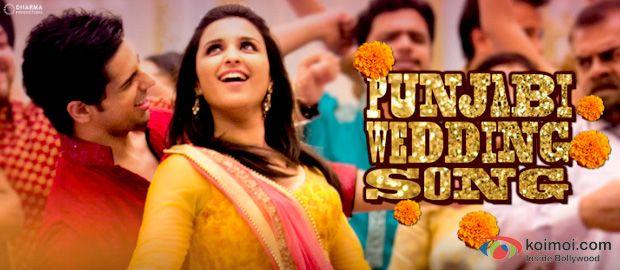 Punjabi Wedding Song   Hasee Toh Phasee   Feat. Sidharth & Parineeti