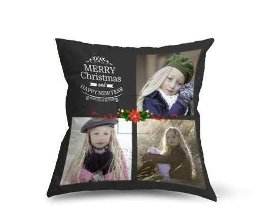 Cuscino dainetto Merry Christmas
