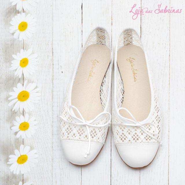Para quem quer desfrutar do verão até ao último raio de sol, as nossas Sabrinas Margarida são a melhor opção!  http://www.lojadassabrinas.com/product/margarida