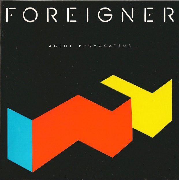 Foreigner - Agent Provocateur (1984)