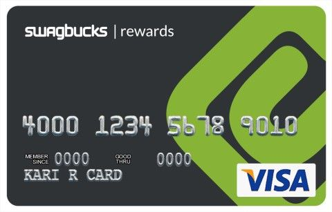 It's time to earn more Swag Bucks with VISA | November Sunflower