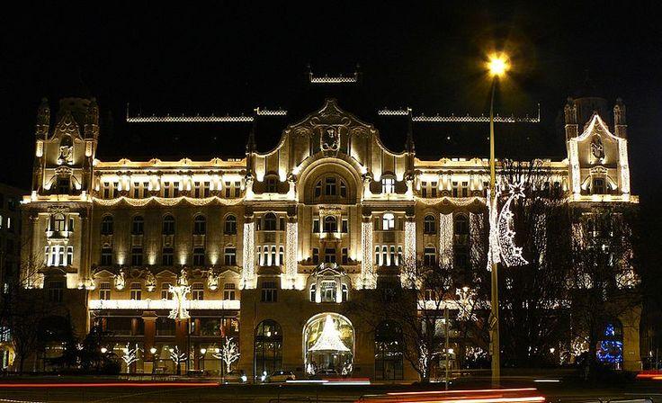 Grasham Palace Budapest
