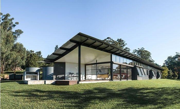 Glenn Murcutt Projects · Walsh House
