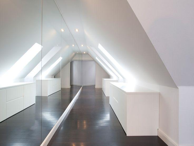 Spiegelwand op maat | vidre glastoepassingen | Leiden