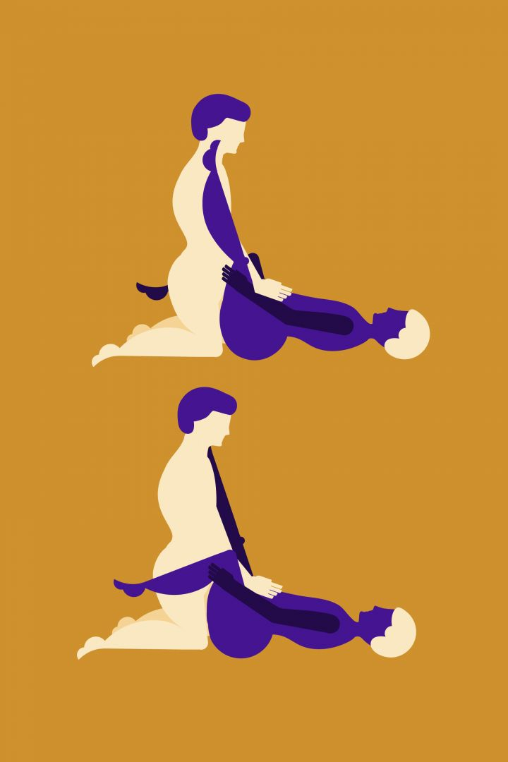 These are the real Kama Sutra sex positions.