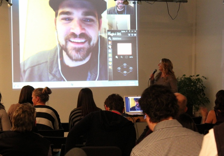 Skype chat post movie with the Director Grant Peele!