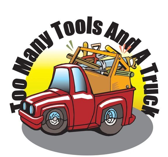 Too Many Tools And A Truck With Images New Deck Professional