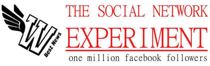 The Social Network Experiment