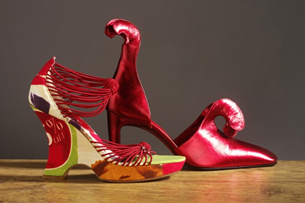 Christian Dior and Jan Jansen. Collection Dutch Leather and Shoe Museum