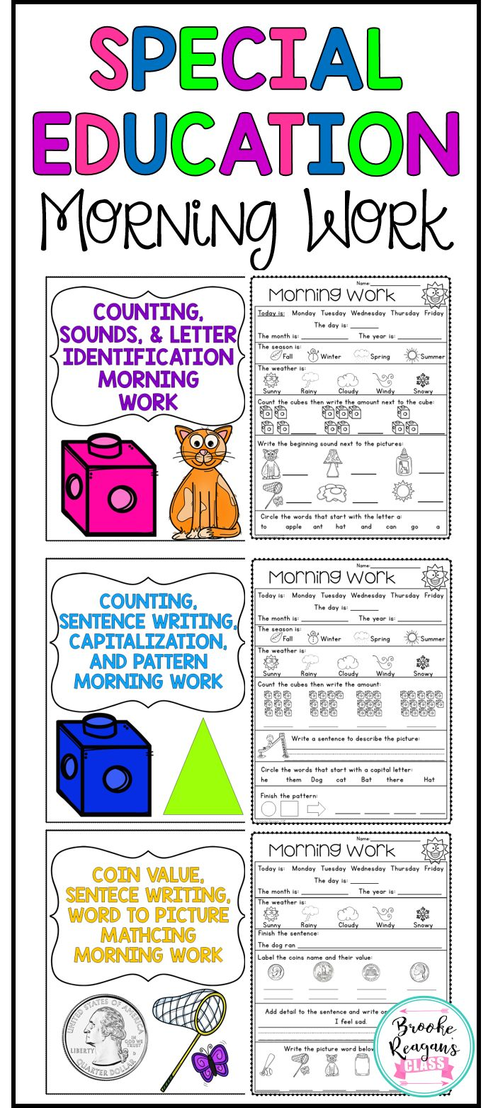 Classroom Organization Ideas For Special Education ~ Best special education images on pinterest autism