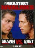 WWE's Greatest Rivalries: Shawn Michaels vs. Bret Hart [3 Discs] [DVD] [2011]