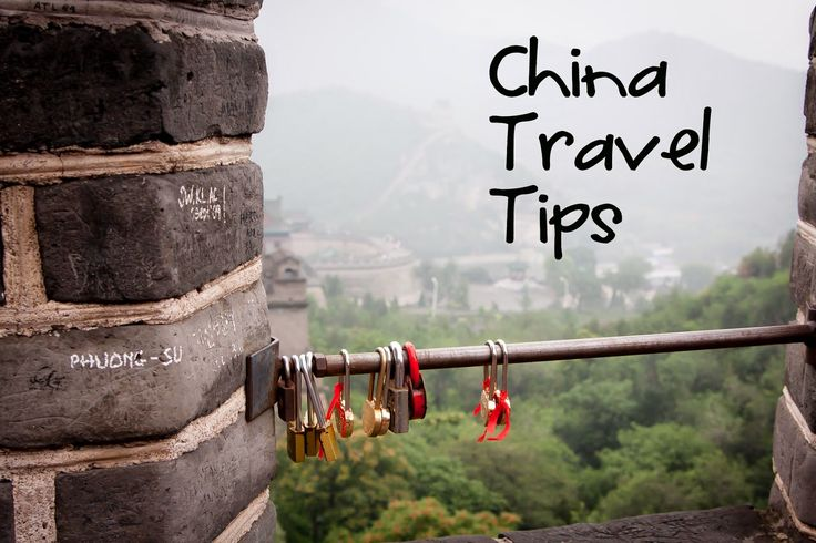China Travel Tips for those adopting or going on mission trips. #adoption #china