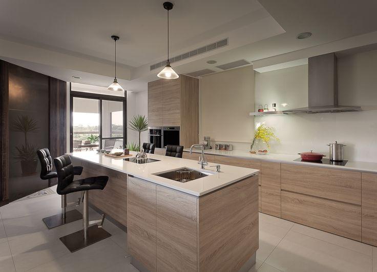 modern kitchen interior__by wei che Lee
