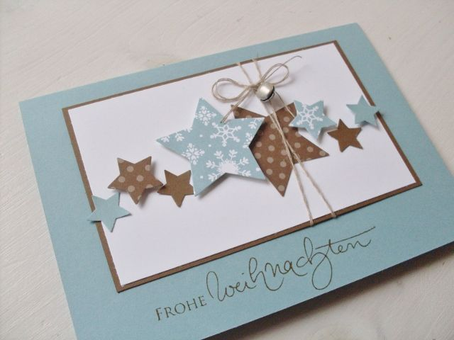 Bevor ich euch heute die Weihnachtskarten zeige, möchte ich mich erst mal bei euch entschuldigen, ich schaffe es gerade einfach nicht, ausfü...