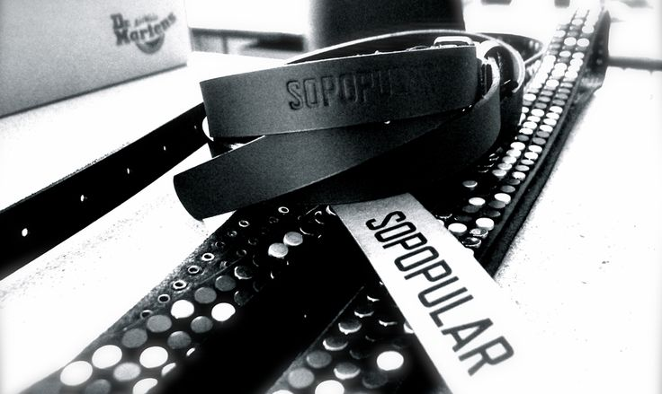 SOPOPULAR - Label standing for stands for a minimal and a pragmatic style in men's fashion
