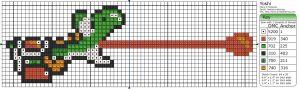 Mario – Yoshi 60-70 x 20-30, Animals, Birdie's Patterns, Dinosaur, Gaming, Mario, Prehistoric, Yoshi 0 Comments Nov 232015